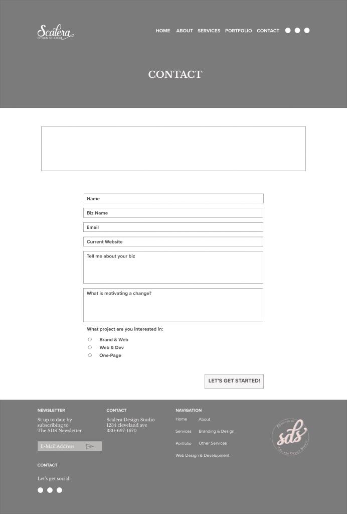 scalera-design-studio_wireframe-contact
