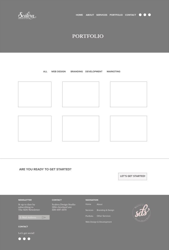 scalera-design-studio_wireframe-portfolio
