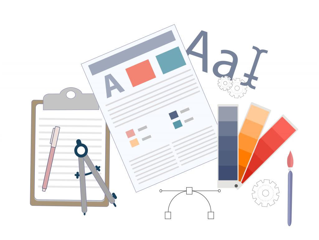 Scalera Design Studio Brand Design graphic